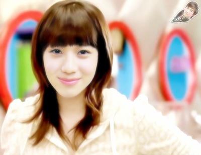 Lee Taemin as a Girl